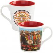 The Beatles Sgt. Peppers 12oz. Ceramic Mug