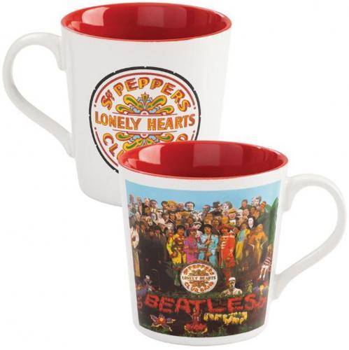 The Beatles Sgt. Peppers 12oz. Ceramic Mug