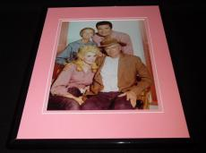 The Beverly Hillbillies Framed 8x10 Cast Photo Poster