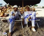 The Birdcage Robin Williams Nathan Lane Autographed Signed 8x10 Photo PSA/DNA