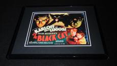 The Black Cat 1934 8x10 Framed Photo Poster Display Official Repro Boris Karloff