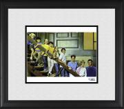 "The Brady Bunch Framed 8"" x 10"" on Stairs Photograph"