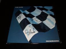 """THE CARS GROUP signed autographed """"PANORAMA"""" LP RECORD PSA/DNA LOA!"""