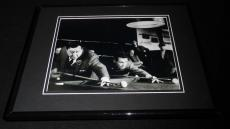 The Hustler Jackie Gleason Paul Newman Framed 8x10 Photo Poster
