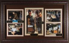 The Departed - Cast Autographed Framed Movie Display