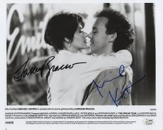 THE DREAM TEAM signed MICHAEL KEATON & LORRAINE BRACCO - authenticated