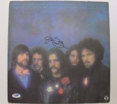 The Eagles Glenn Frey (d.2016) Autographed 1975 Album Signed Cover PSA Auth
