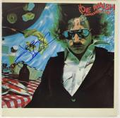 The Eagles Joe Walsh Signed Autographed But Seriously Folks Album Beckett BAS