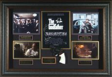 Godfather - The .38 Snubnose Hit Pacino Signed Display