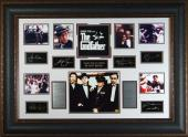 The Godfather - Replica Autographed Framed Display