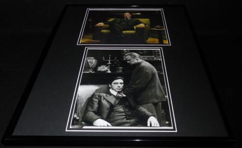 The Godfather Framed 16x20 Photo Display Al Pacino Marlon Brando