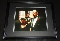 The Godfather Marlon Brando Framed 8x10 Photo Poster