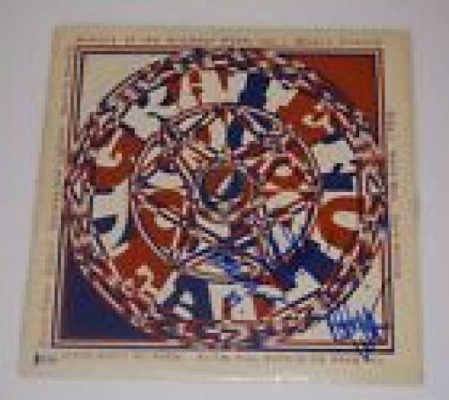 The Grateful Dead Signed Autograph Record Album Bob Weir Phil Lesh Hart BAS COA