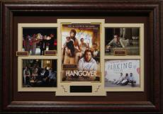 The Hangover Cast Signed Home Theater Display