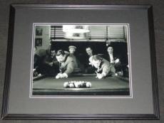 The Hustler Jackie Gleason Paul Newman Framed 11x14 Photo Poster