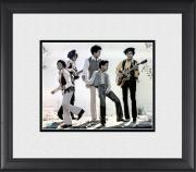 "The Jackson 5 Framed 8"" x 10"" Playing Outside Photograph"