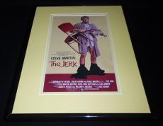 The Jerk Framed 11x14 Poster Display Steve Martin Bernadette Peters