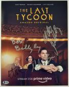 Autographed Ray Collins Photo - THE LAST TYCOON Cast 5 11x14 OBrien ~ Beckett BAS COA