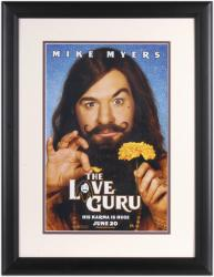 THE LOVE GURU MOVIE FRAMED 11x17 POSTER PRINT (STYLE A)