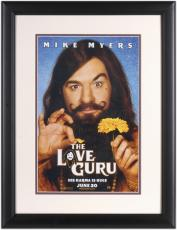 The Love Guru Framed 11x17 Movie Poster Print