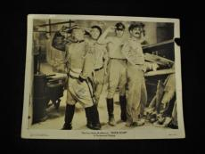 The Marx Brothers Autograph Multi Signed Sepia Photograph 1933 Groucho JSA Cert