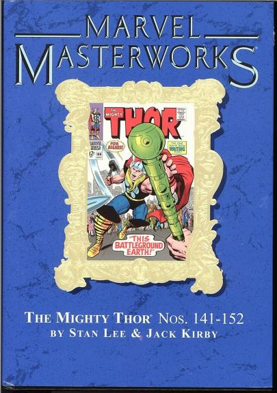 The Mighty Thor! Marvel Masterworks Limited Printing Only 1579 Copies Stan Lee