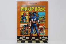 The Mighty World Of Marvel Pin-up Book Presented By Stan Lee