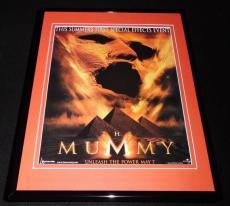 The Mummy 1999 Framed 11x14 ORIGINAL Advertisement Brendan Fraser