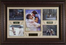 The Notebook Cast Autographed Poster Display