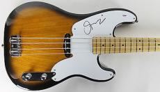 Sting The Police Signed Fender Precision Bass Guitar Autographed PSA/DNA #W25785