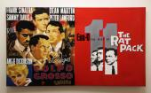 The Rat Pack 45×80 Giclee by Steve Kaufman