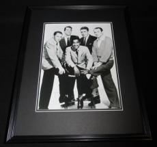 The Rat Pack Framed 11x14 Photo Poster Frank Sinatra Dean Martin Sammy Davis Jr