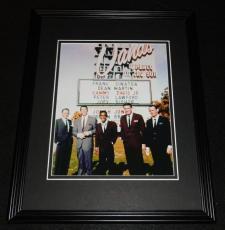 The Rat Pack Sands Framed 8x10 Photo Poster Frank Sinatra Dean Martin Sammy
