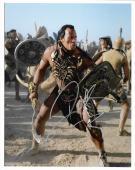 The Rock Dwayne Johnson Scorpion King Movie Signed Autographed 8x10 Photo W/coa