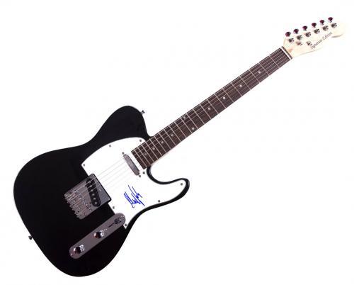 The Rolling Stones Mick Taylor Signed Tele Guitar Uacc Rd Coa AFTAL