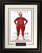 Tim Allen – The Santa Claus Movie Poster  – Framed 11×17