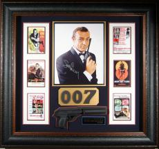 James Bond - Sean Connery Autographed Poster Collection