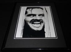 The Shining Jack Nicholson Framed 8x10 Photo Poster