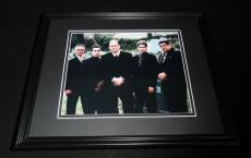 The Sopranos Funeral Framed 8x10 Photo Poster