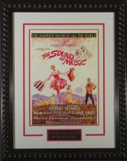"""The Sound of Music Framed 11x17"""" Movie Publicity Poster"""