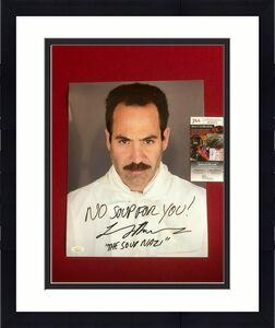 "The Soup Nazi, (Larry Thomas) ""Autographed"" (JSA) 11x14 Photo (Seinfeld)"