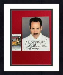 "The Soup Nazi, (Larry Thomas) ""Autographed"" (JSA) 8x10 Photo (Seinfeld)"