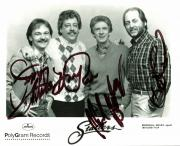 The Statler Brothers (Don & Harold Reid, Fortune & Balsley)  Signed Photo PPC 1