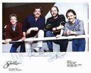 The Statler Brothers (Don & Harold Reid, Fortune & Balsley) Signed Photo PPC 2