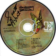 The Stooges Autographed Signed Fun House CD UACC RD COA AFTAL