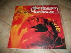 The Stooges Funhouse Deceased Ron Asheton Signed Autographed LP Album Record