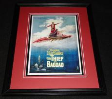 The Thief of Bagdad Framed 11x14 Poster Display Official Repro Douglas Fairbanks