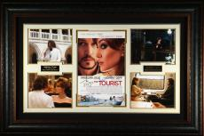 The Tourist - Angelina Jolie & Johnny Depp Autographed D