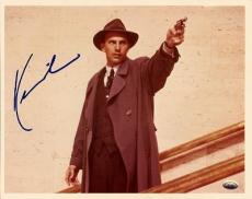 THE UNTOUCHABLES signed KEVIN COSTNER - 8 X 10 photo