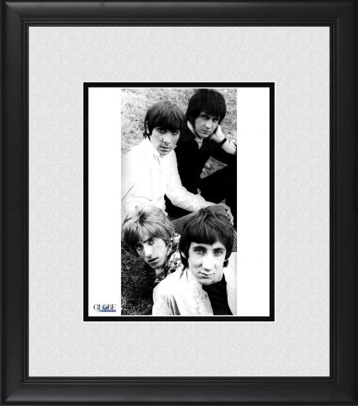 "The Who Framed 8"" x 10"" Black & White Group Shot Photograph"
